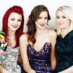 Красивые девочки / Актрисы 3-го и 4-го сезонов Skins