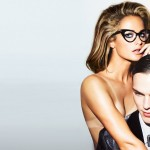 Фото: Nicholas Hoult and Carolyn Murphy / Tom Ford Eyewear