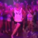 Джэк О'Коннэл с группой Ruskins на Benicassim Festival