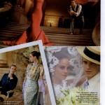 Фото: Kaya Scodelario для ноябрьского выпуска журнала Vanity Fair