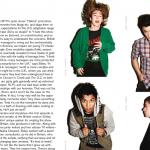 Статья о Skins MTV (скан, англ.)