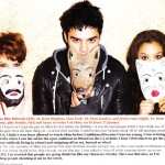 Dakota Blue Richards, Sean Teale и Jessica Sula в журнале Company (англ.)