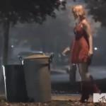 Реверсированный трейлер Skins MTV