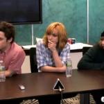 Интервью с актерами Skins MTV  James Newman, Rachel Thevernard и Daniel Flaherty