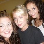 Kaya, Megan и Lily отдыхали на Ямайке