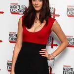 Kaya Scodelario на Smirnoff Nightlife Exchange Project