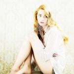 Freya Mavor для журнала InstyleUK