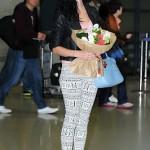 Кая Скоделарио прибыла в Южную Корею (44 фото)
