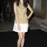 Chanel: The Little Black Jacket - Private View - Arrivals
