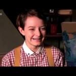 Видео-интервью Dakota Blue Richards
