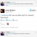 Вопросы и ответы по Skins 7 с Джейми Биттаном