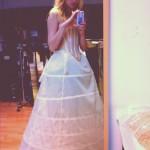 Фрея Мавор снимается в сериале «Белая королева»