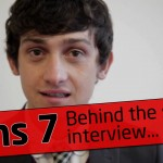 За кадром: интервью с Крэйгом Робертсом (Доминик) (англ.)