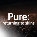 Skins Pure за кадром с Ханной Мюррей и Брайаном Элсли