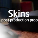 Skins за кадром: постпродакшн (англ.)